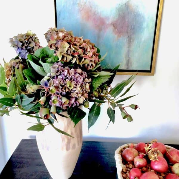 seasonal fresh flowers for decorating
