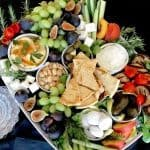 Easy GREEK PARTY Platter And MORE for Casual Entertaining