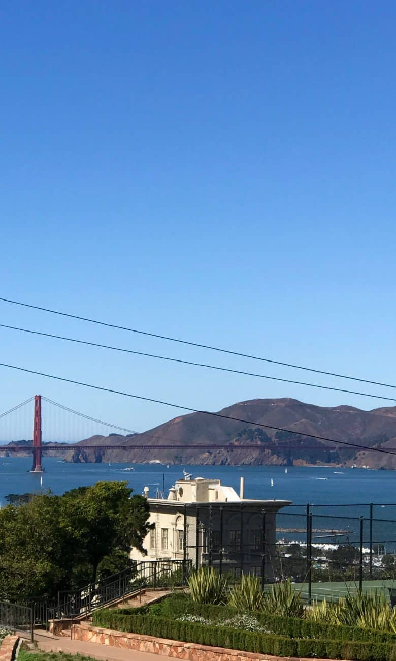 A Great Fall Weekend in San Francisco