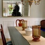 Traditional Dining Room Refresh–Before and After