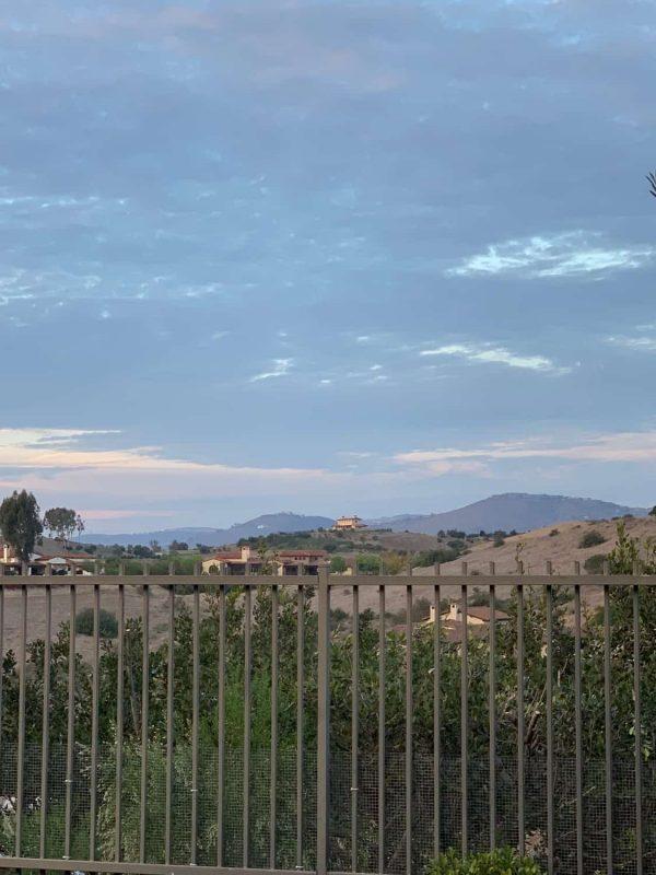 Rancho Santa Fe, California View