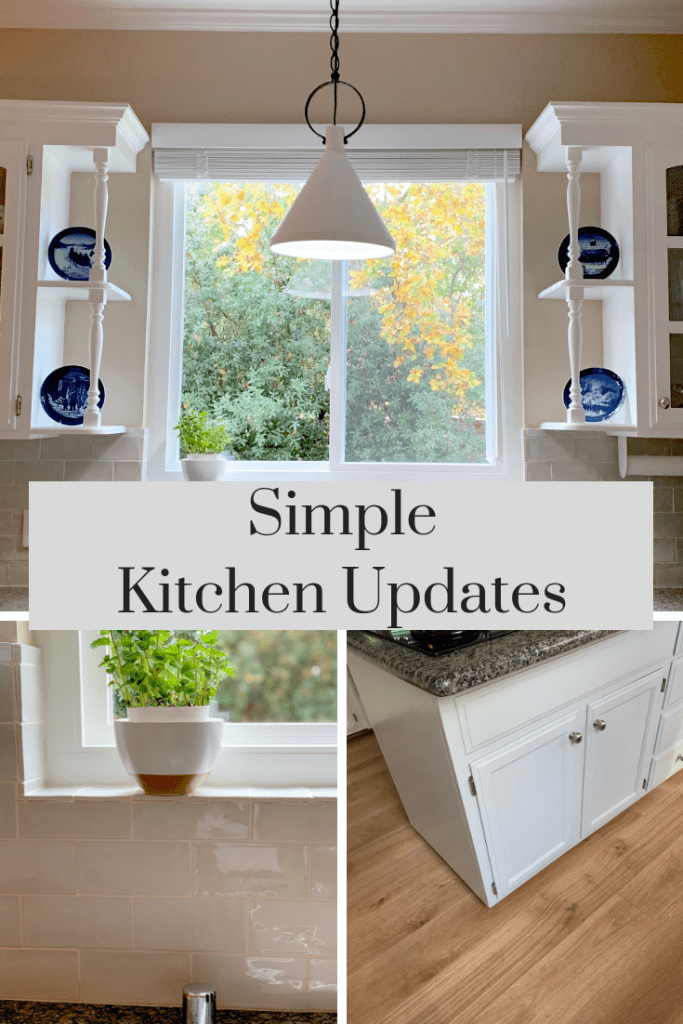 Three Ways to Update a Kitchen