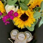 Homemade Organic Sugar Scrub Party Favors