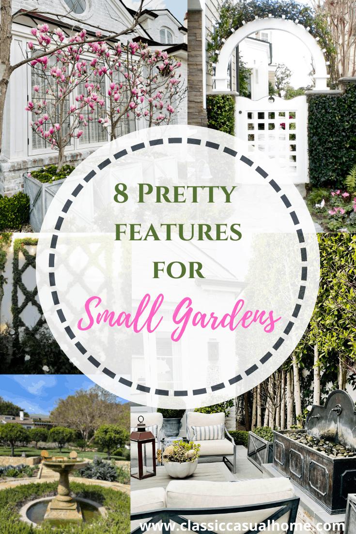 Mary Ann Pickett's Samll Garden Tips