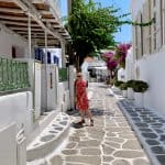 Greetings From Mykonos and Light Greek Summer Recipes You HAVE To Try!