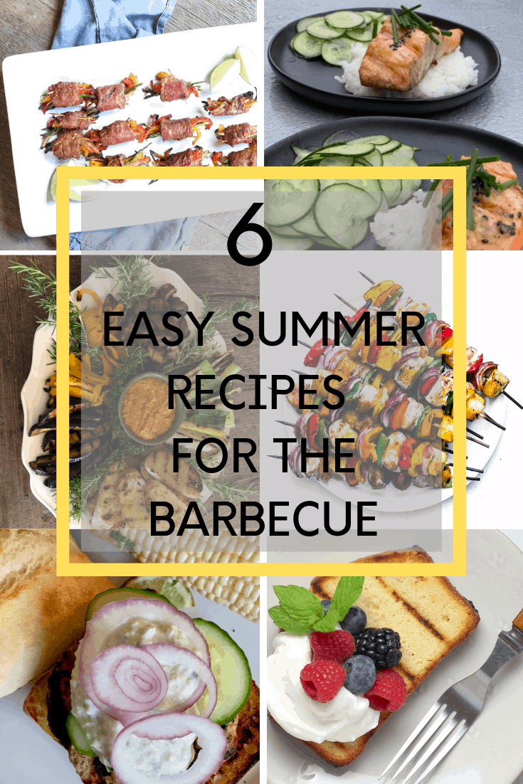 Easy Summer Barbecue Recipes