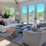 Living Dining Room Makeovers with Gorgeous Views Before/After