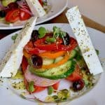 Simple Layered Greek Salad To Make Now (Impress Your Family) and More