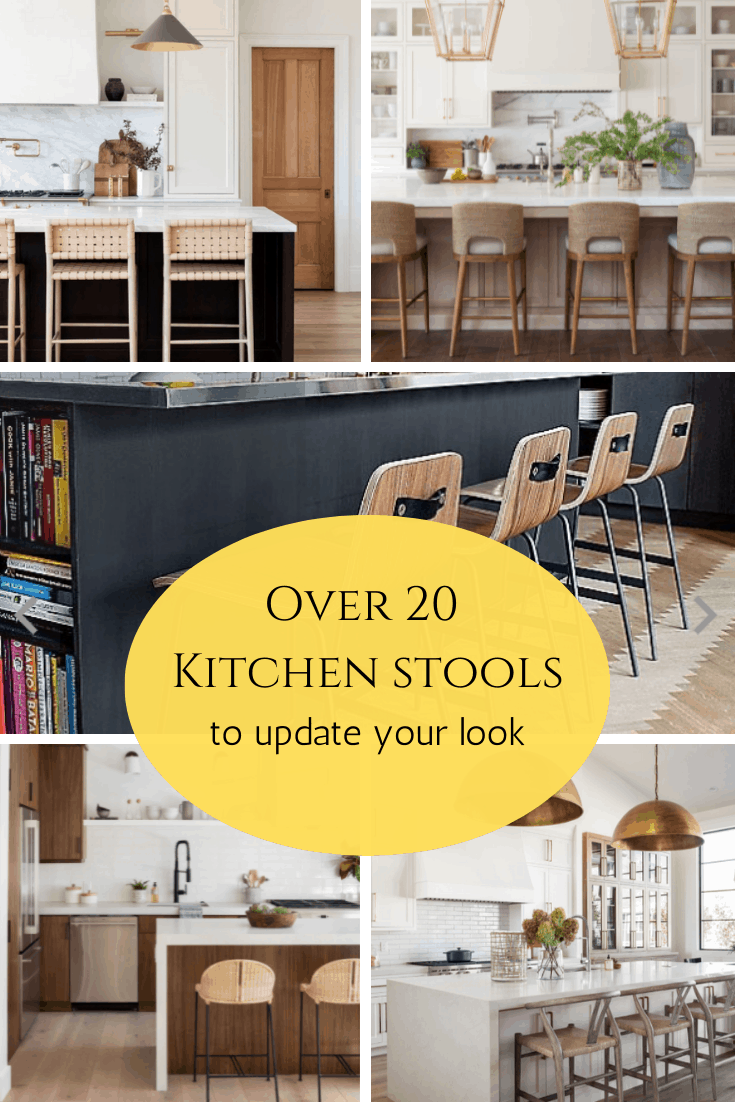 Over 20 New Kitchen stools