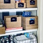 Five Steps To Organize A Rental Pantry