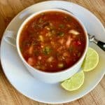Spicy Gazpacho For a Healthy Snack To Lose Weight