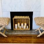 Five Ways To Lighten Your Fireplace For Summer!
