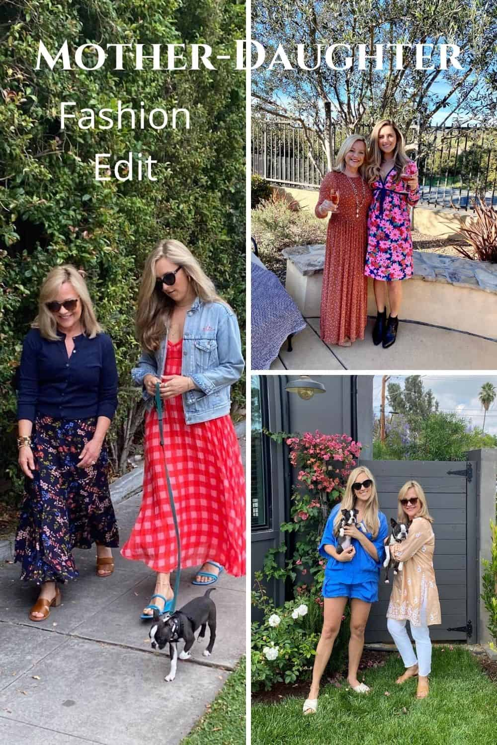 Style Blogger Mary Ann Pickett- Mother-Daughter Fashion