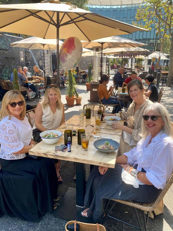 Blogger's Birthday lunch