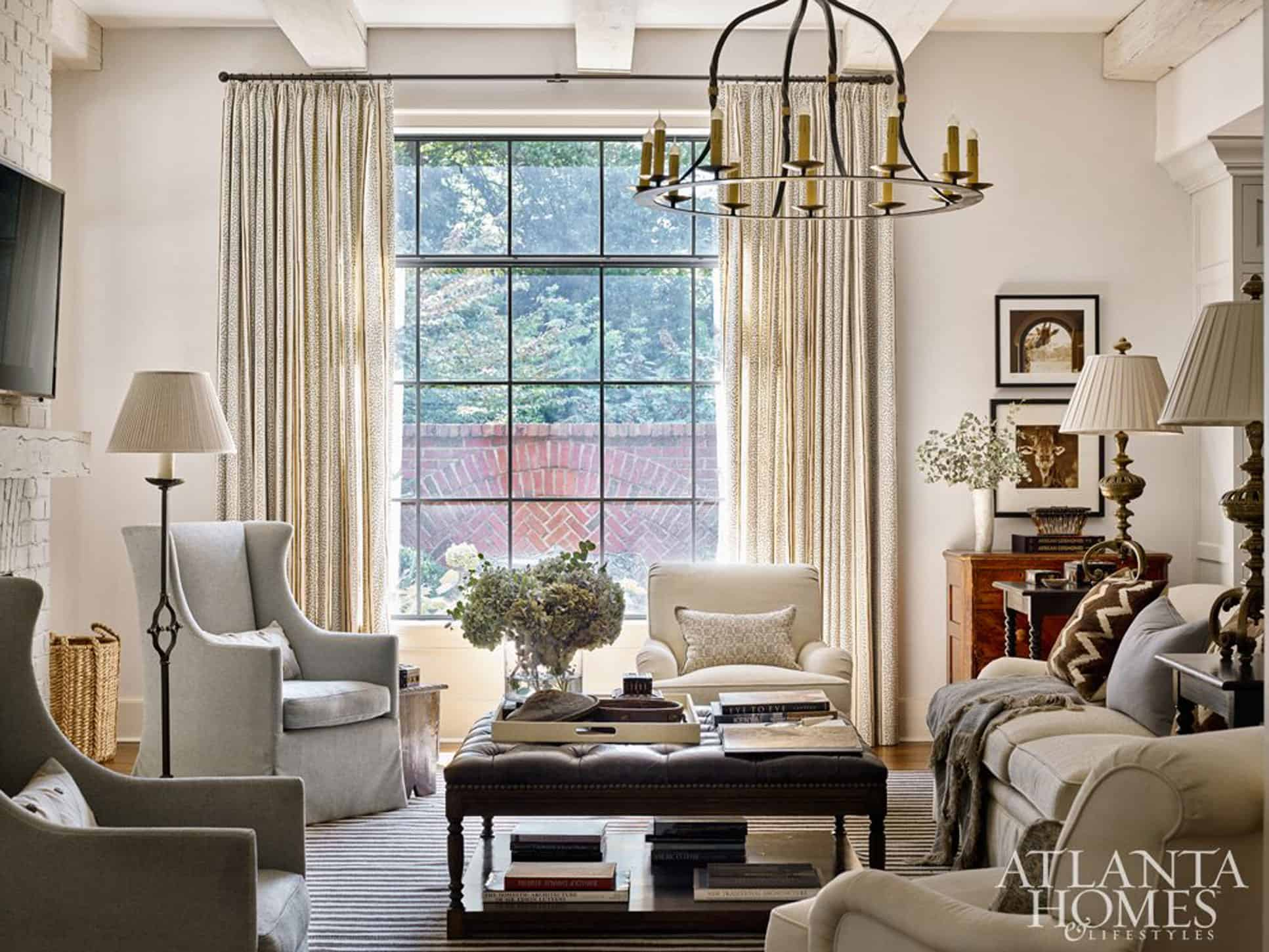 6 tips for a polished living room