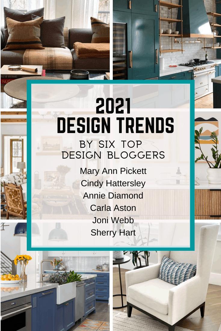 Six Design Bloggers Predict 2021 trends