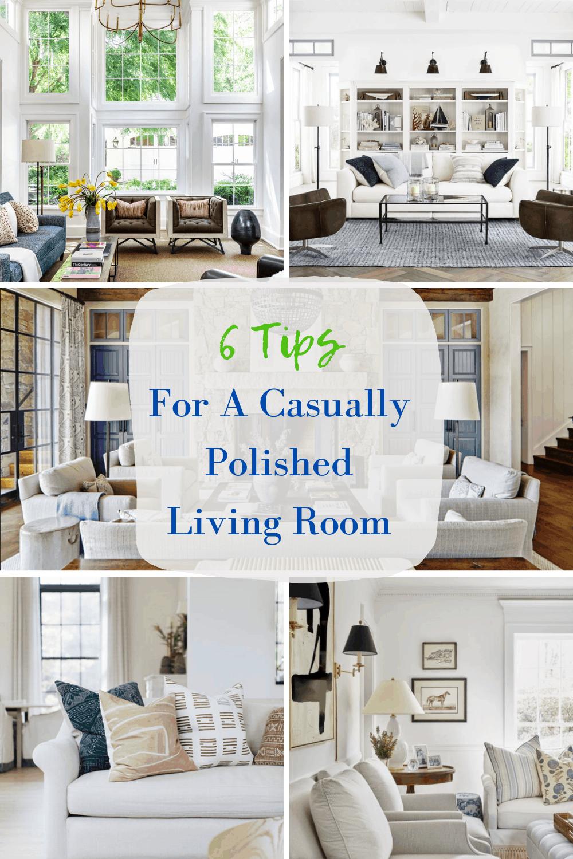 Designer Mary Ann Pickett's Decor Advice for Your Living Room