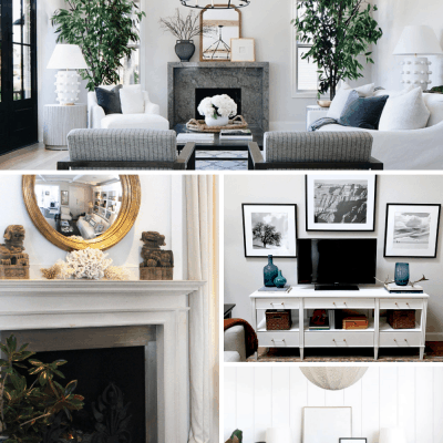 Decorator Mary Ann Pickett's Advice on How to Creat A decorating Focal Point