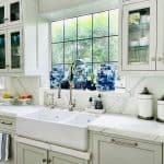 Why A Classic White Kitchen Works