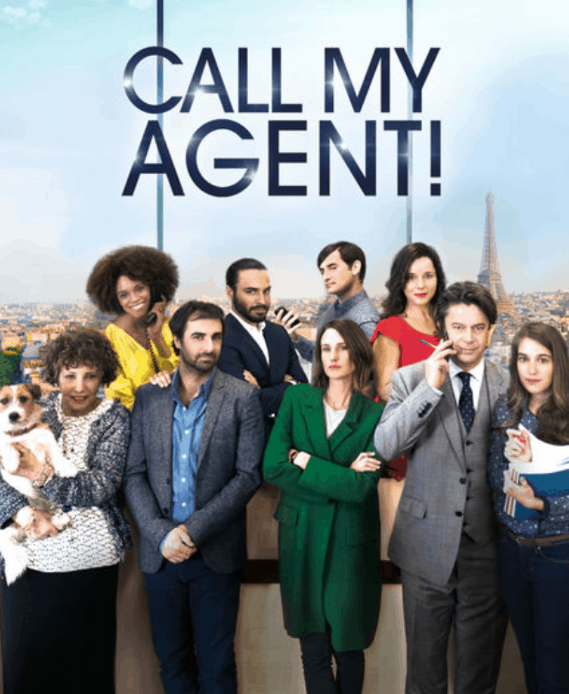 French hit series on Netflix