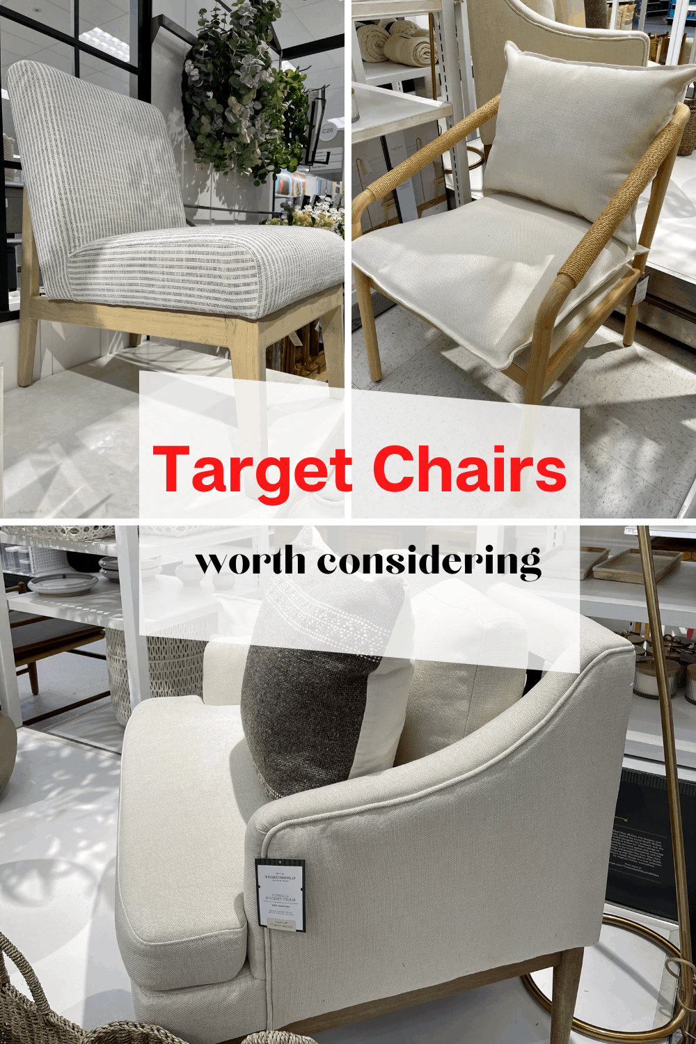 Comfortable Target Chairs