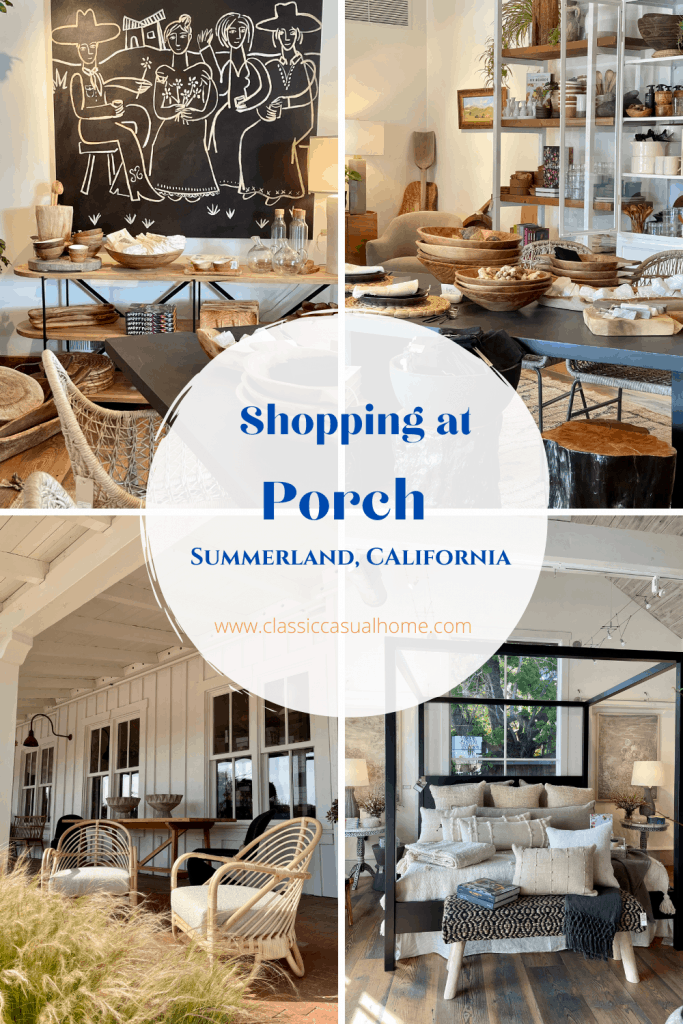 Porch Home Store in Summerland