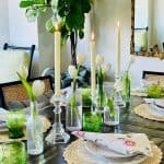 Celebrate With A Simple Spring Table