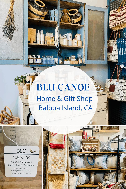 Blu Canoe Home Store
