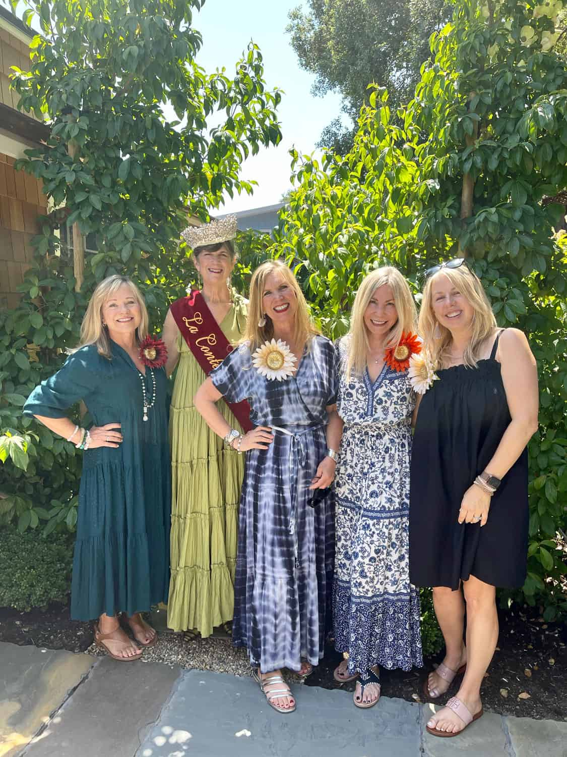 Blogger Luncheon with Mary Ann Pickett