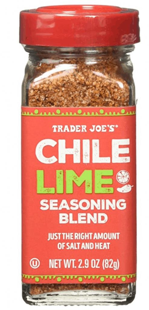 Trader Joes Chile Lime Seasoning Salt