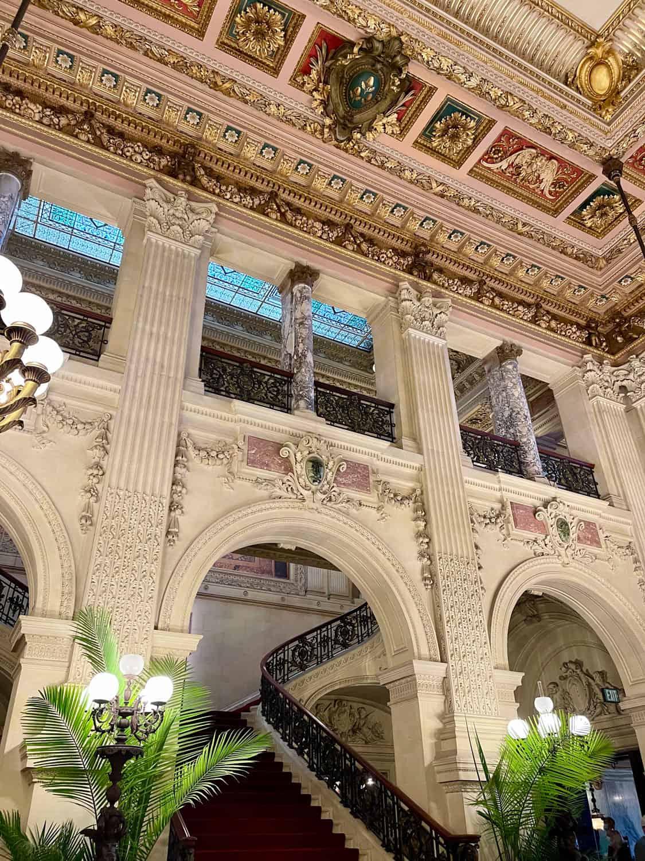 Palatial Living At The Breakers Grand Hall
