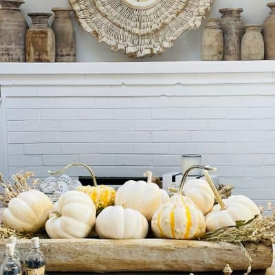 fragrant Fall candles