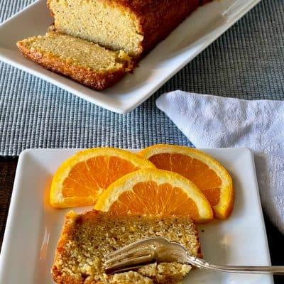 recipe for olive oil cake